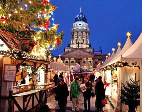 Mercati Natale Berlino.Mercatini Di Natale 2011 A Berlino Guida Info Utili Orari
