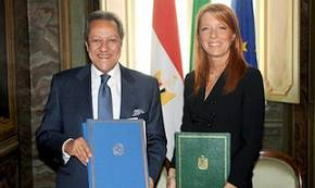 brambilla mounir fakhry abd el nou News | Turismo, firmato laccordo di collaborazione tra Italia e Egitto