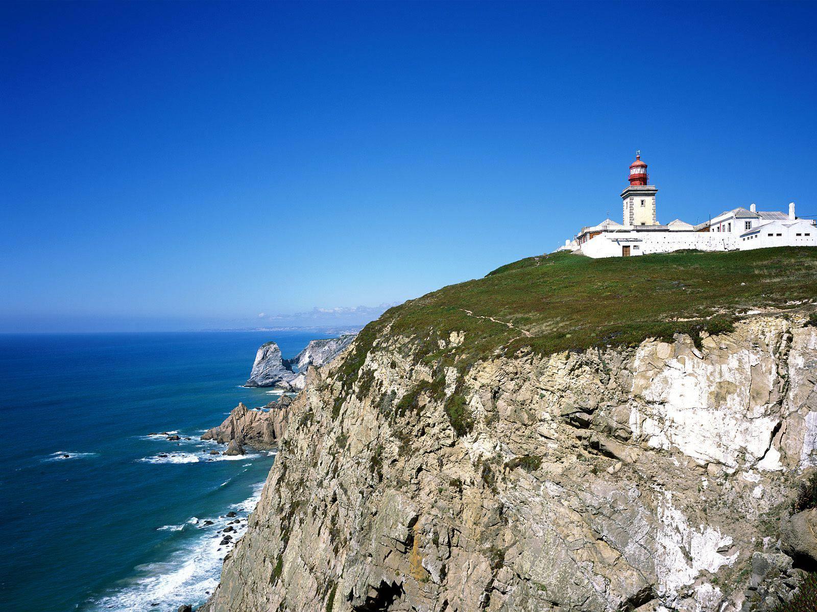Portogallo cabo da roca dove finisce la terra foto for Dove soggiornare a lisbona