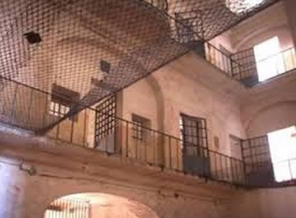 carcere san sebastiano