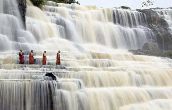 Cascate Pongua, Vietnam