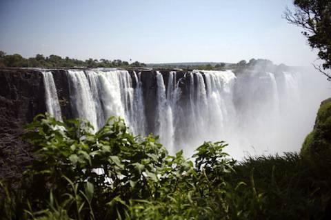 ZIMBABWE-VICTORIA FALLS-FEATURE