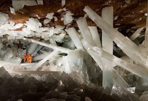 cava cristalli