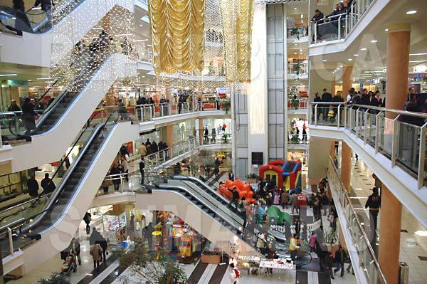 News londra il centro commerciale pi grande d 39 europa - Casa centro commerciale da vinci ...