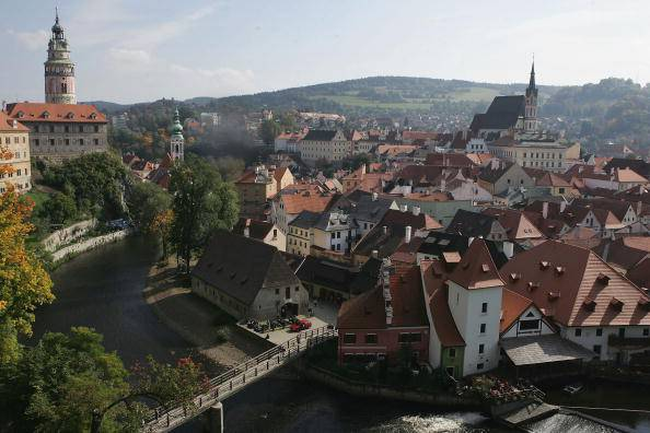 Cesky Krumlov Becomes Major Tourist Attraction
