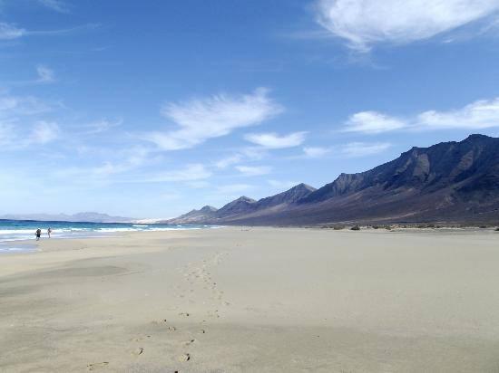 Spiaggia Cofete - Spagna
