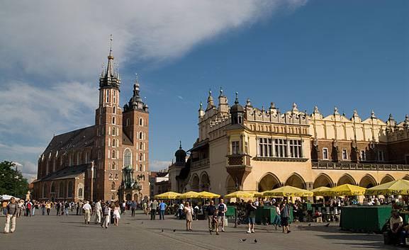 Guida | Polonia, weekend a Cracovia: città low cost da ...