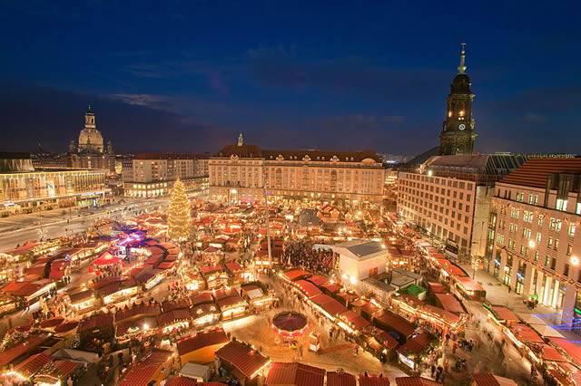 Mercati Natale Berlino.Mercatini Natale 2011 Germania Da Dresda A Berlino Ecco