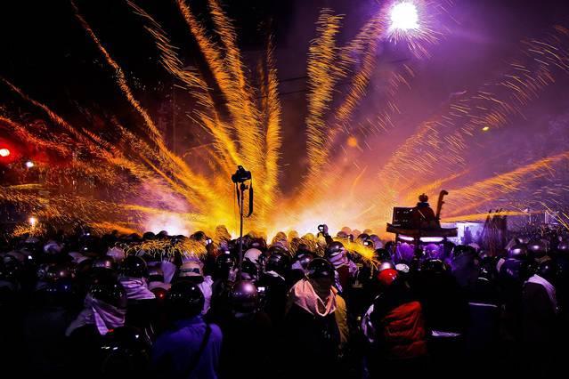 festival fuochi d'artificio taiwan