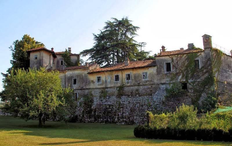 castello di gradisca