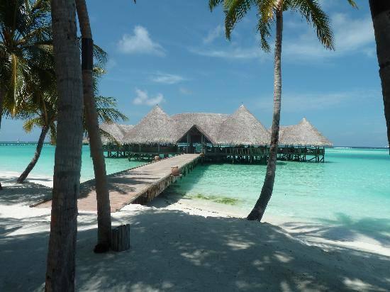 Gili Lankanfushi, Maldive