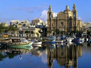 Malta, veduta