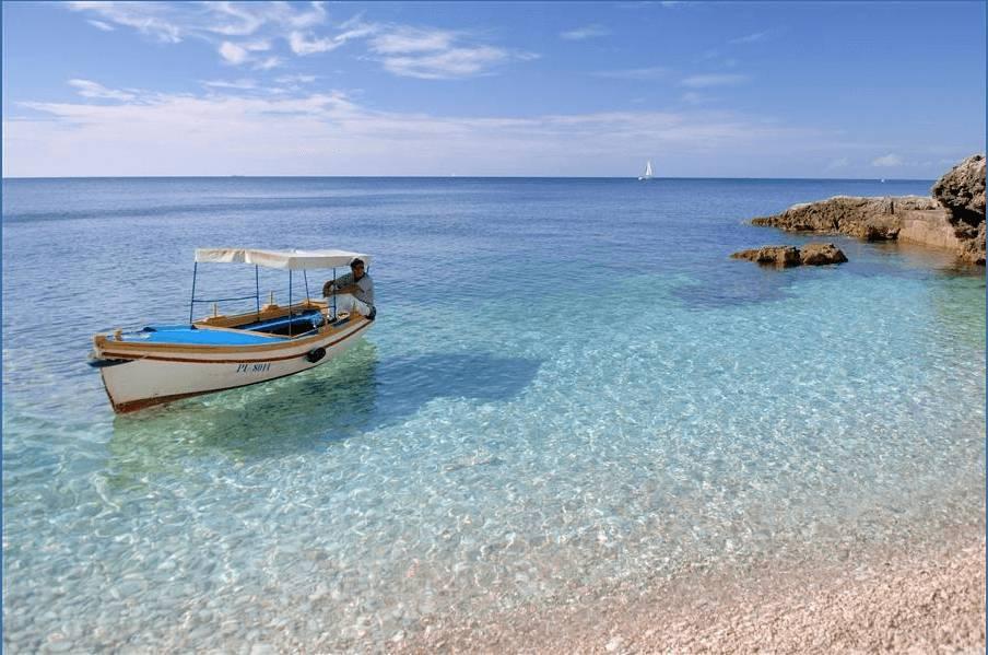 Spiagge sabbia istria