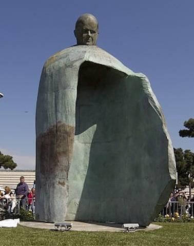 memoriale Papa Giovanni Paolo II