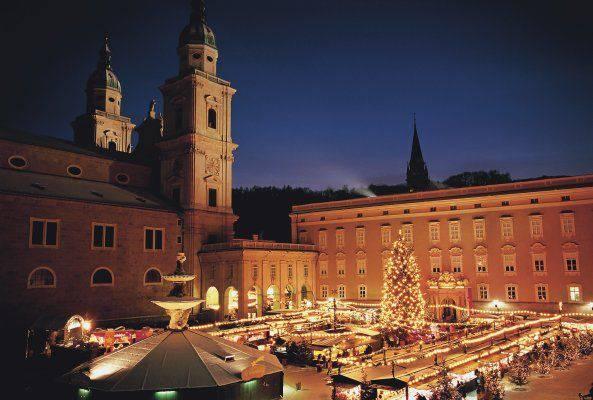 mercatini natalizi salisburgo