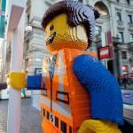 CORDUSIO, LA FERMATA DEL METRÒ E DI LEGO - FOTO 3