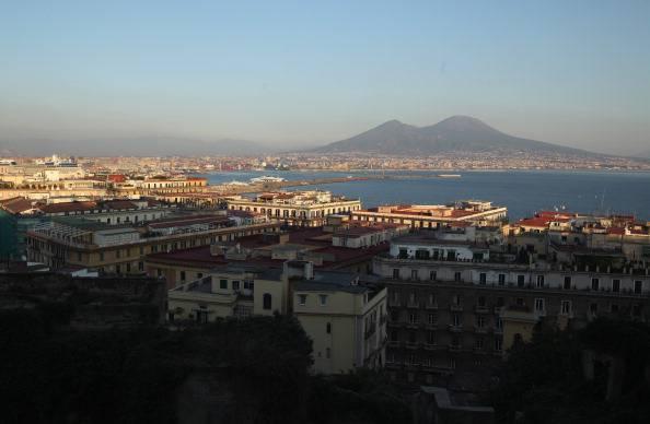 Veduta Napoli