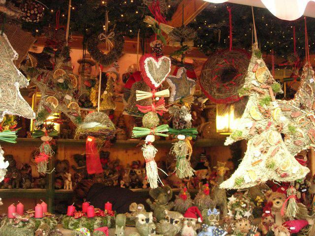 Mercatino di Natale di Bolzano (foto dal web)