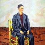 frida, self portrait