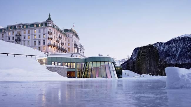 Grand Hotel Kronenhof - Pontresina, Svizzera