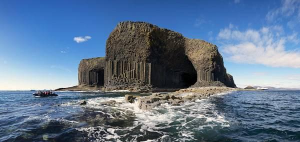 Grotta di Fingal  Scozia