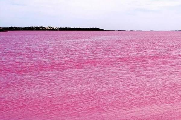 Senegal, Lago Retba
