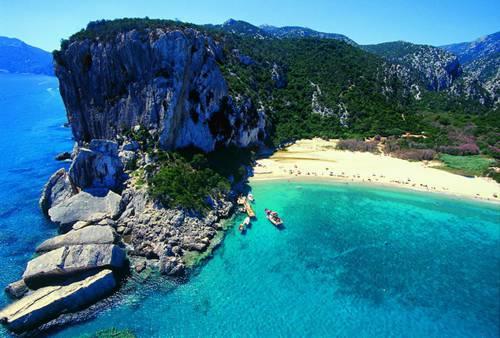 Spiaggia di Cala Luna, Orosei, Sardegna