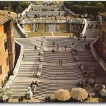 scalinata piazza di spagna