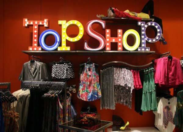 negozi londra vestiti