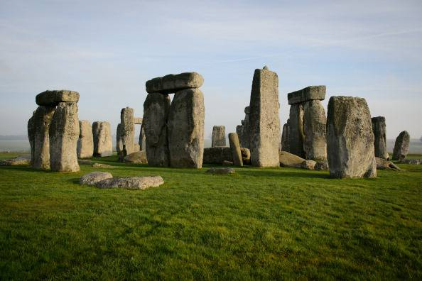 BRITAIN-ARCHAEOLOGY-TOURISM-MUSEUM