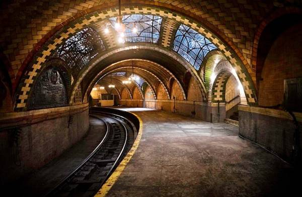 subway-1Stazione metropolitana New York