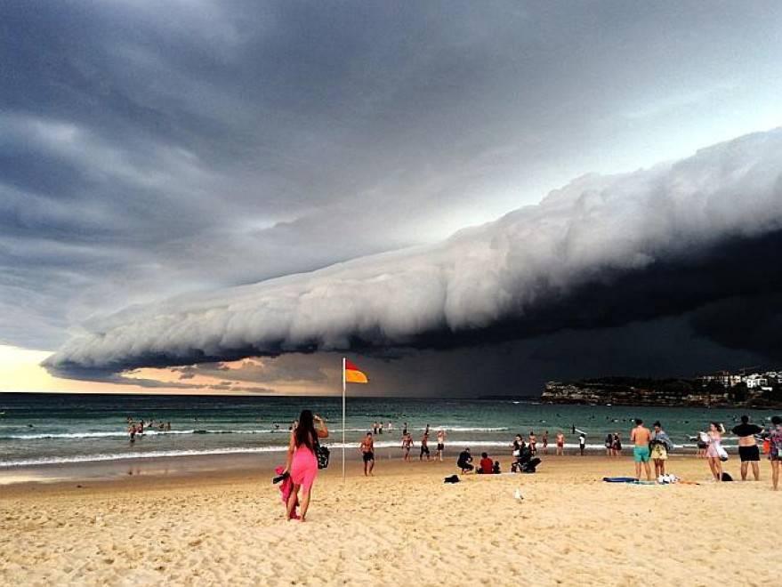 tempesta su sidney