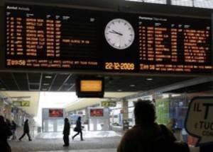 treniritardi 280xfree 300x215 News | Sciopero ferrovie: confermati il 90% dei treni