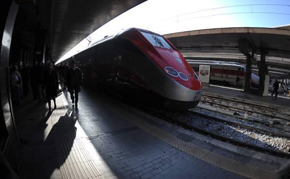 Trenitalia (GettyImages)