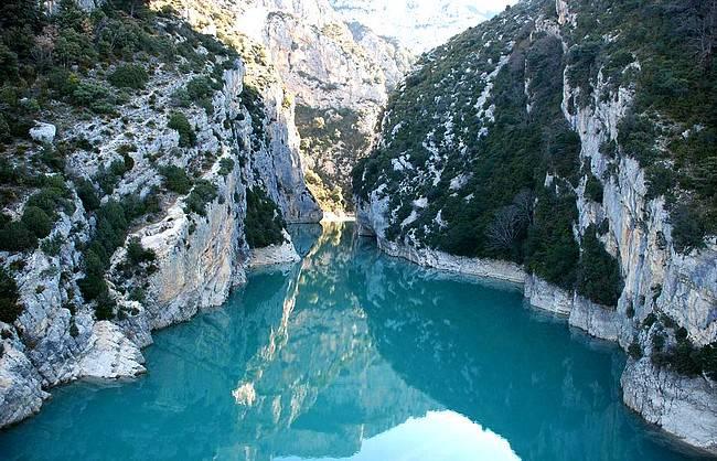 Gole del Verdon (foto dal web)