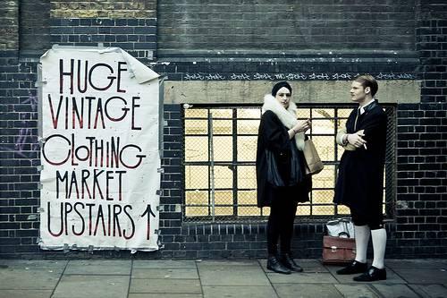 Londra guida ai mercatini vintage viaggi for Guide turistiche londra